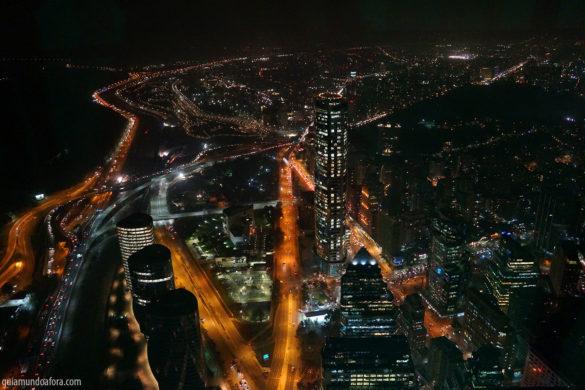 Sky Costanera: visite o prédio mais alto da América Latina em Santiago