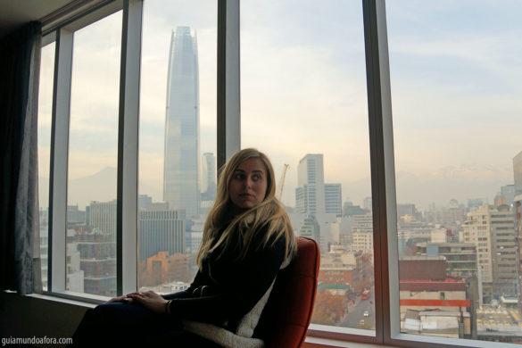 Onde ficar em Santiago: Hotel Torre Mayor