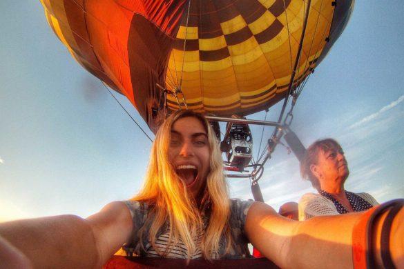 Voo de balão em Orlando: opção fora dos parques!