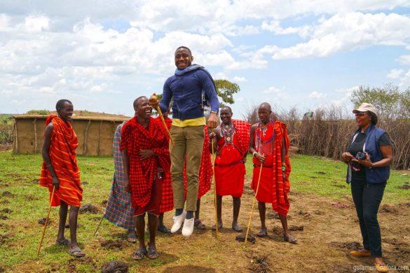 Já pensou em se alimentar de carne, leite e sangue? – Tribo Masai