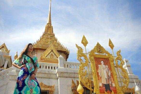 5 Templos em Bangkok em apenas 1 dia