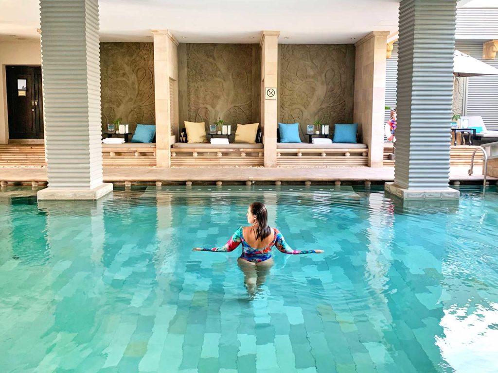 piscina park Hyatt Camboja