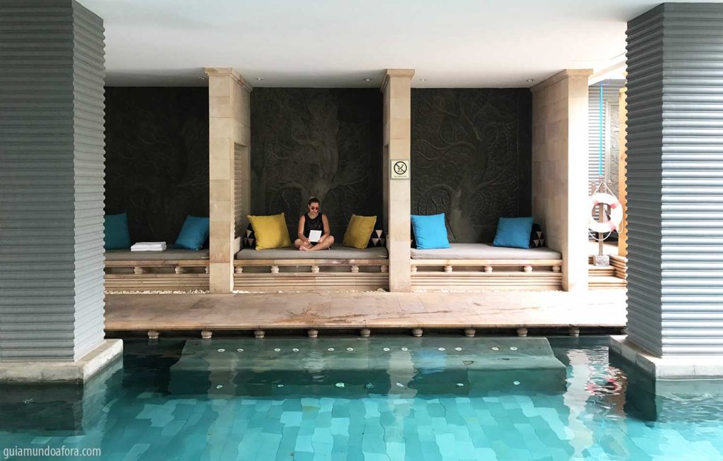 piscina do Park Hyatt Siem Reap