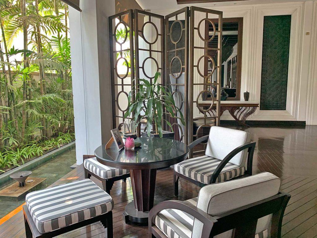 Restaurante Park Hyatt Siem Reap