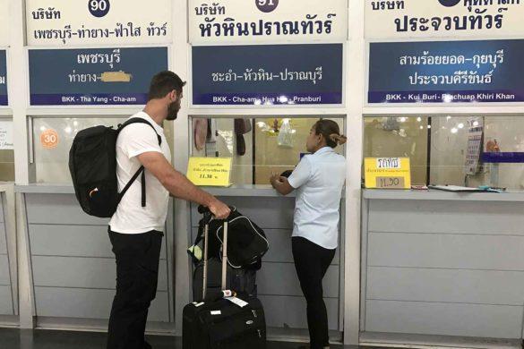 Formas rápidas e baratas de rodar dentro da Tailândia (COM PREÇOS!)