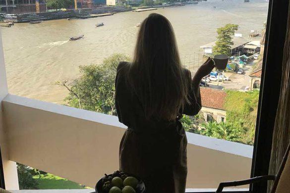 Mandarin Oriental Bangkok: conheça o hotel da realeza!