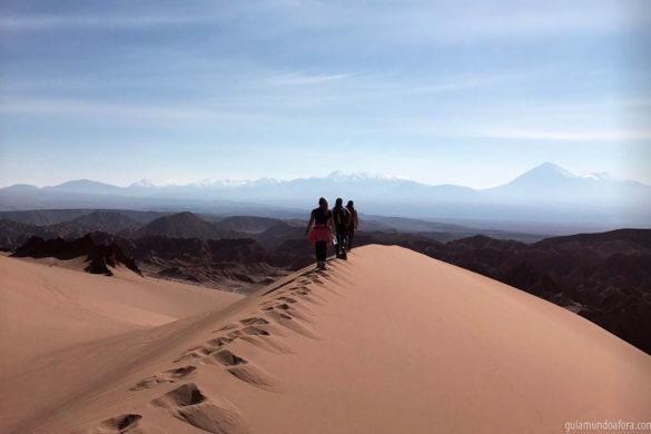 Trekking no Valle de la Muerte no Atacama (com direito a dunas!)
