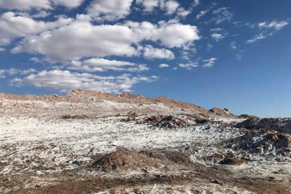 Valle de la Luna no Atacama: um trekking que você nunca viu!