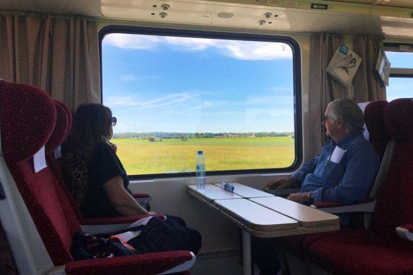Avião x trem na Europa: vantagens e desvantagens
