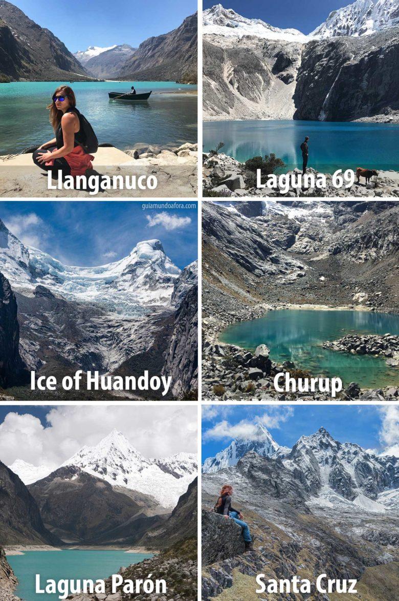 o que fazer em Huaraz no Peru