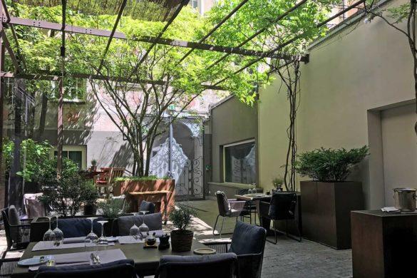2 restaurantes em Munique para um almoço especial