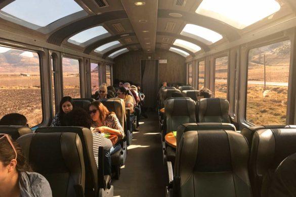 Peru Rail: Trem Vistadome ou Expedition? Fotos, vantagens e valores