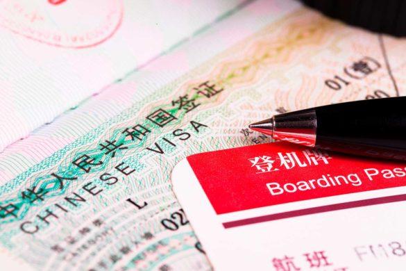 Validade do Visto da China: agora ele vale 5 anos!