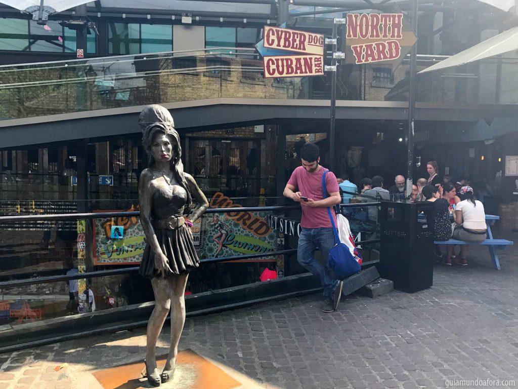 Candem Town pontos turísticos de Londres