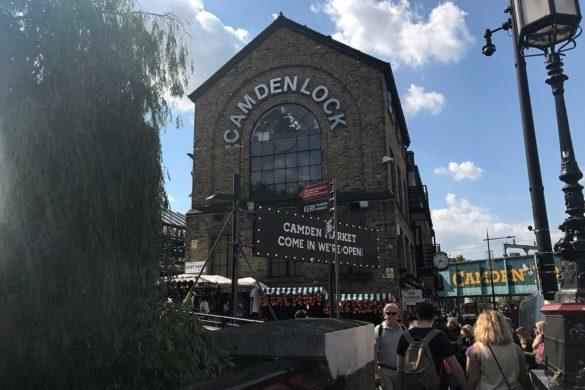3 feirinhas em Londres para comer comida de rua