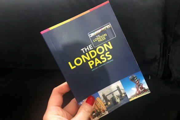 Como calcular se o London Pass vale a pena?  Como funciona?