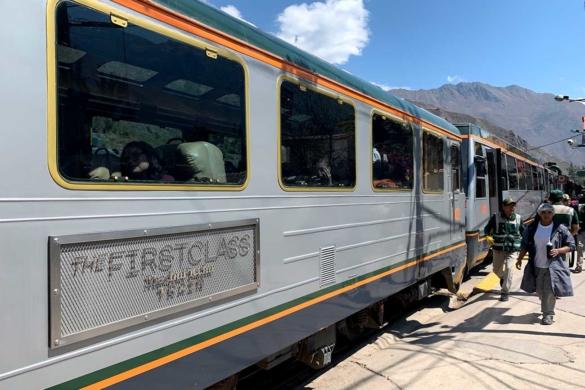 Trem para Machu Picchu – duração, estações e preços. Qual escolher?
