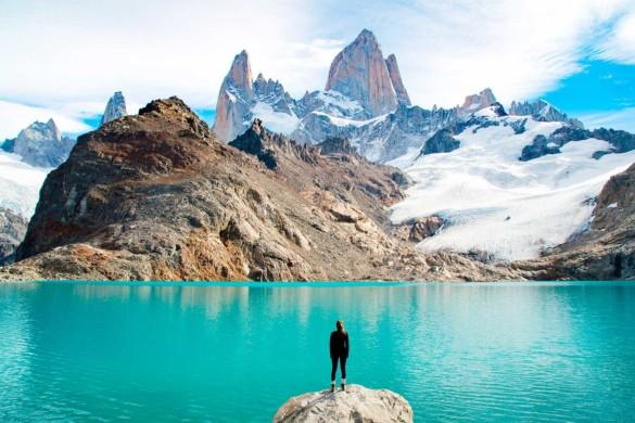 Vamos juntos pra Patagônia em 2018? Viaje comigo!
