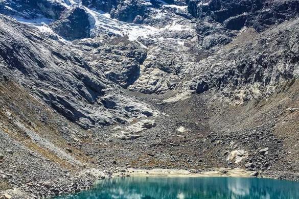 Trilha no Parque Huascarán: Lago Churup e Churupita