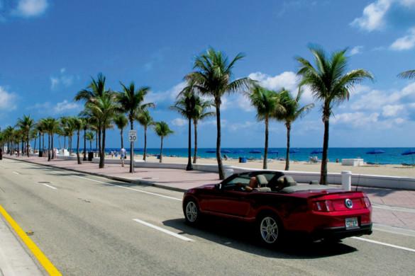 As melhores agências para alugar carros em Miami