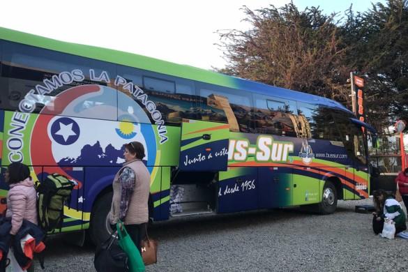 Como ir de ônibus para Ushuaia saindo de Punta Arenas
