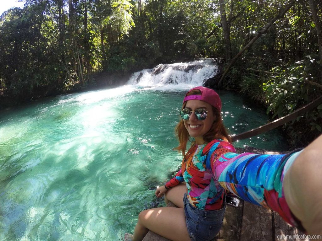 cachoeira da formiga Jalapão