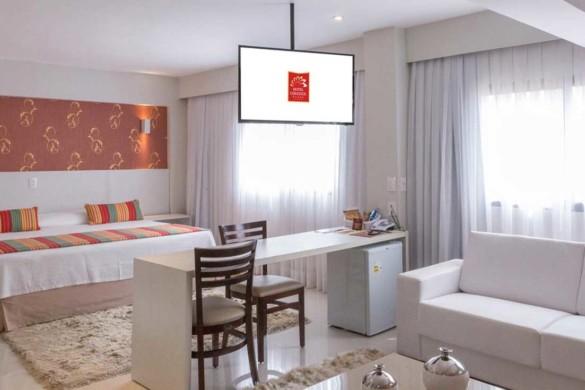 Hotel em Palmas Tocantins – 6 opções com bom custo benefício