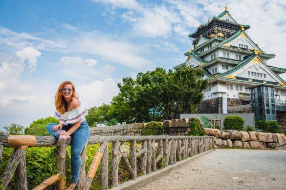 Osaka no Japão – dicas completas do que fazer, onde ficar, como chegar