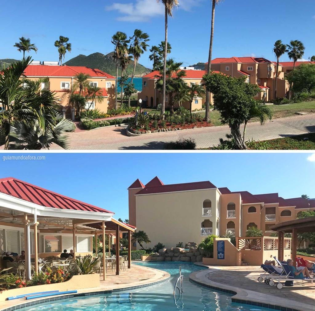 divid little bay hotel em st maarten