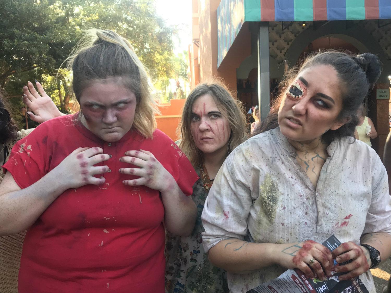 Halloween do Busch Gardens tem monstros por toda a parte