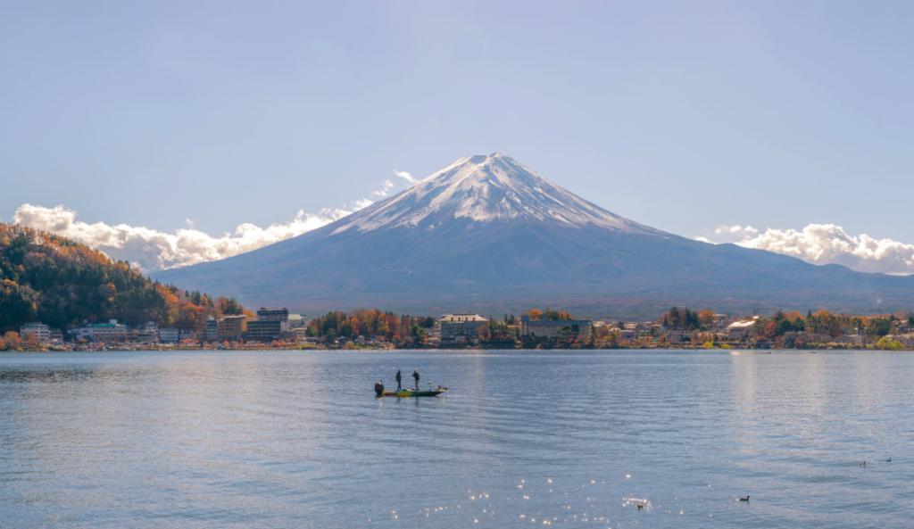 Monte Fuji Kawaguchiko