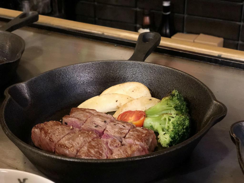 comida japonesa carne wagyu