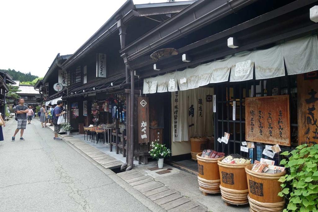 cidades no Japão Takayama
