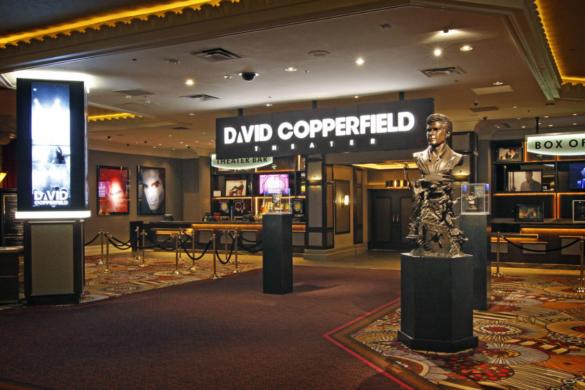 David Copperfield Las Vegas: ingressos em Real e informações do show