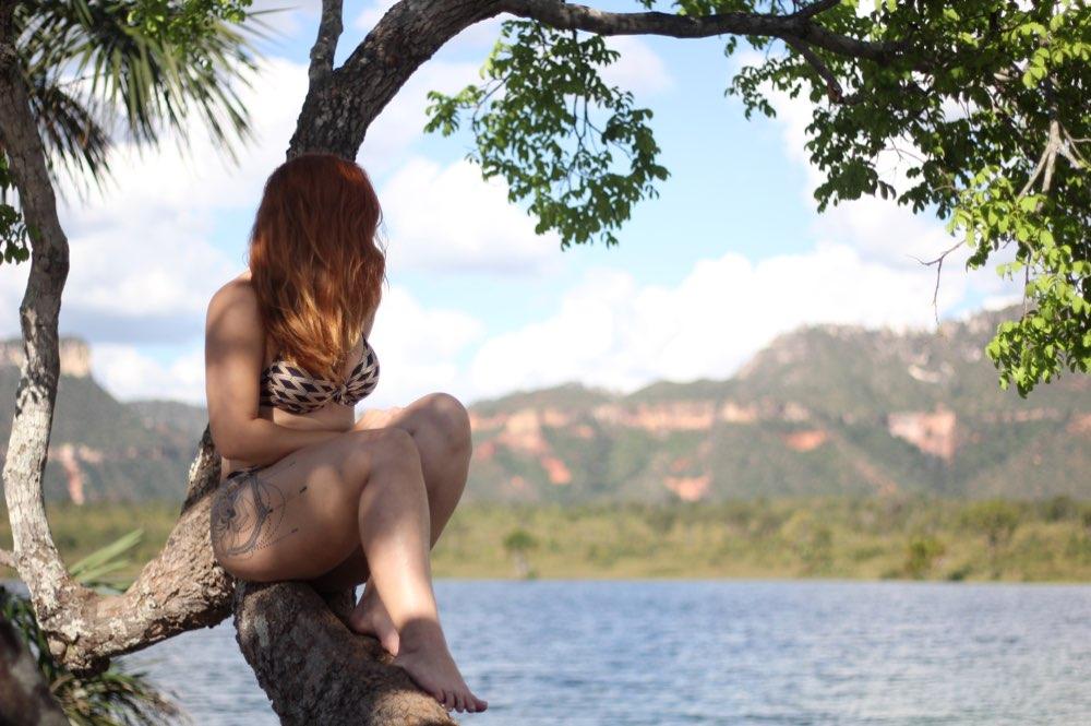 lagoa da serra, Serras Gerais, Tocantins