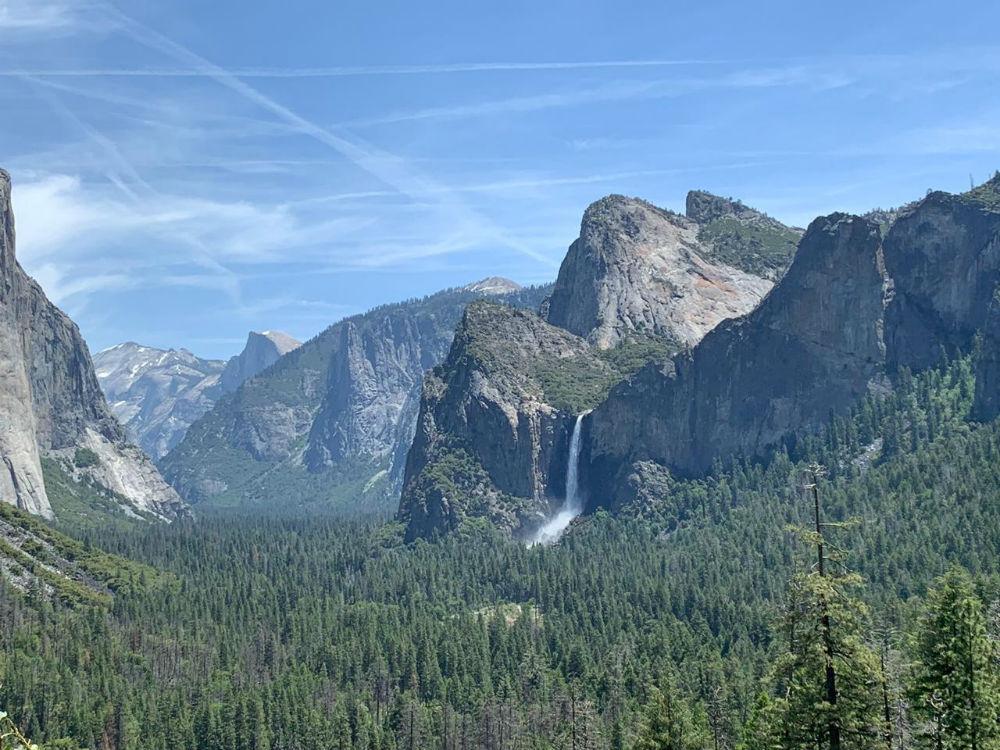 Paredões de Yosemite