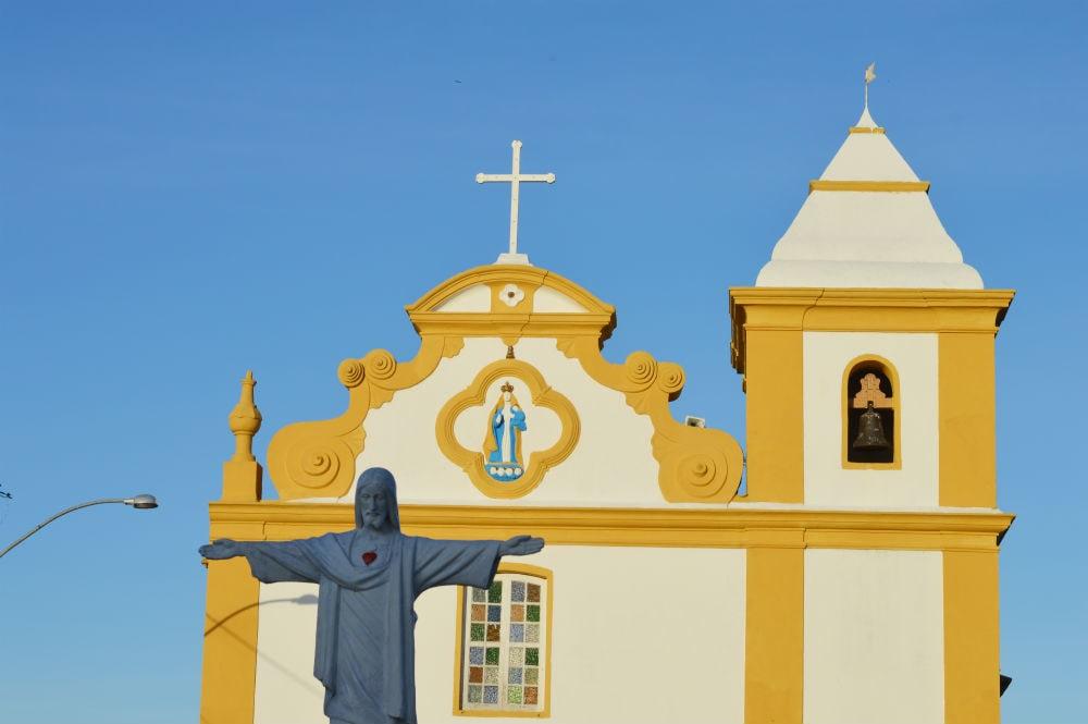 Igreja de Arraial d'Ajuda