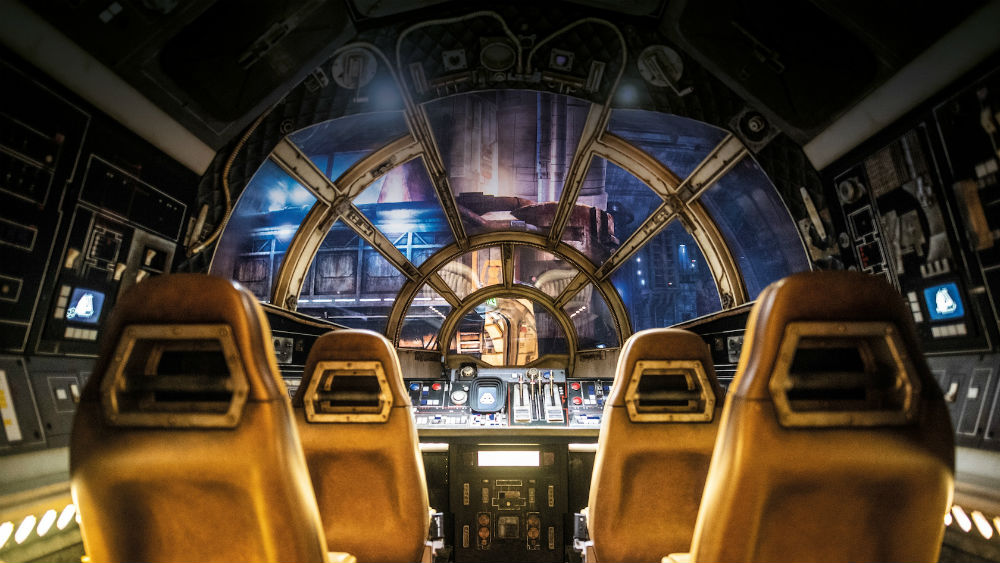 disney california Star Wars