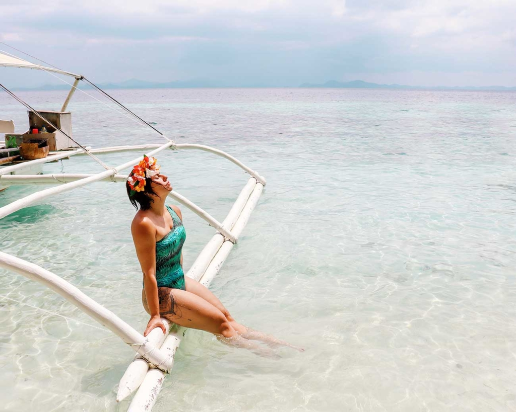 Bonal Beach em Coron