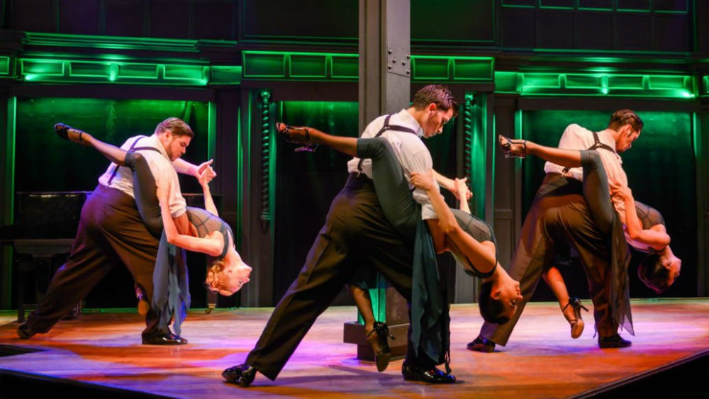 show de tango el querendo Buenos Aires