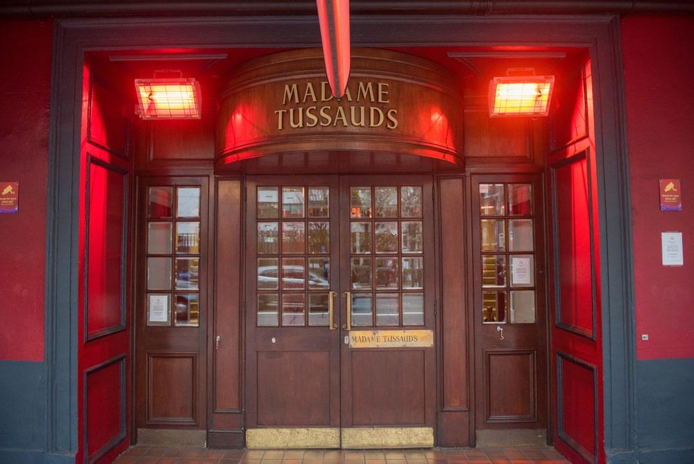 Entrada Madame Tussaud de Londres