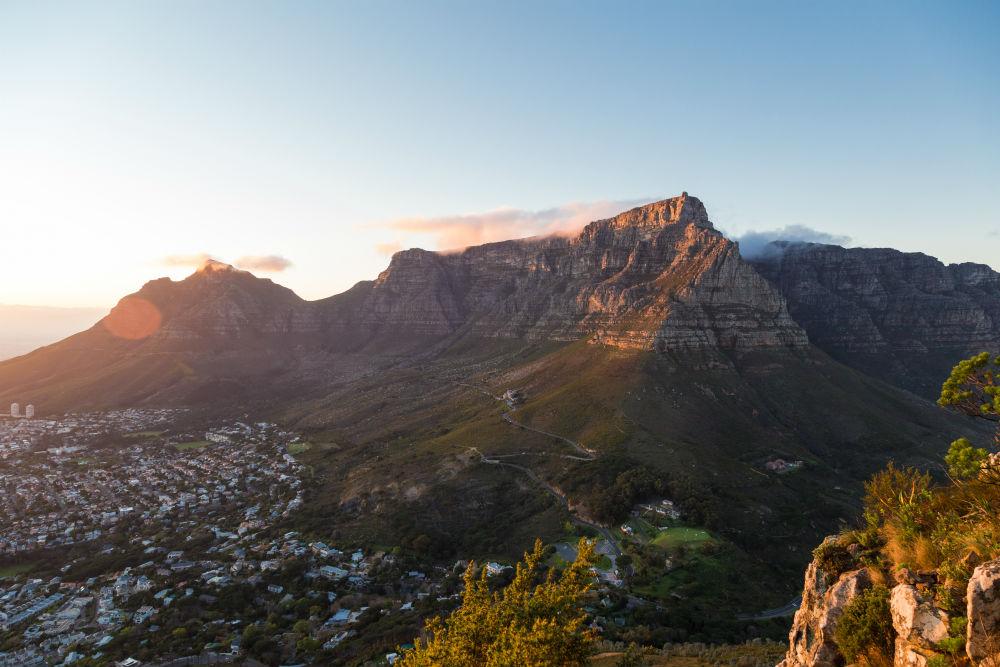 Table Mountain Cidade do Cabo