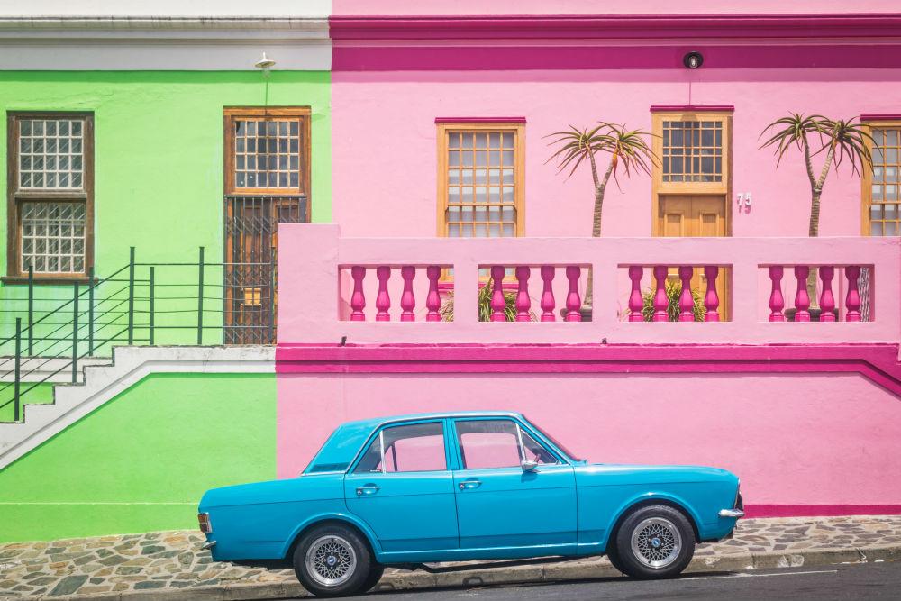 boo-kaap Cape Town