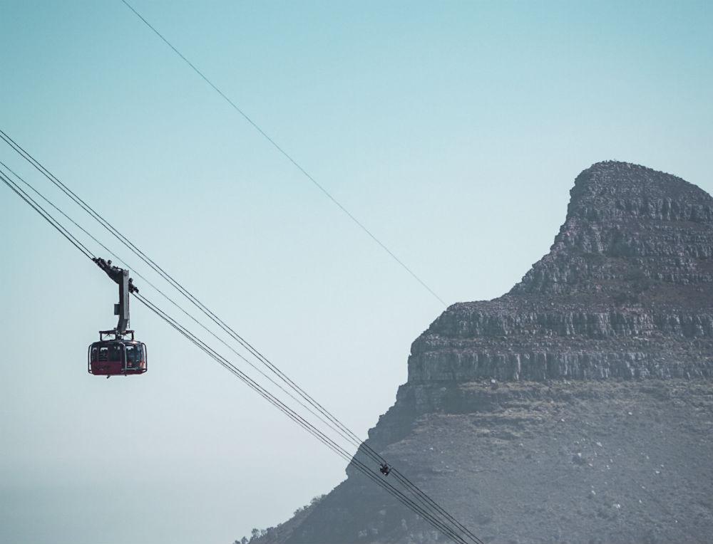 teleférico Montanha da Mesa