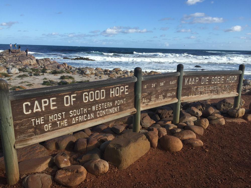 Cabo da Boa Esperança arredores Cape Town