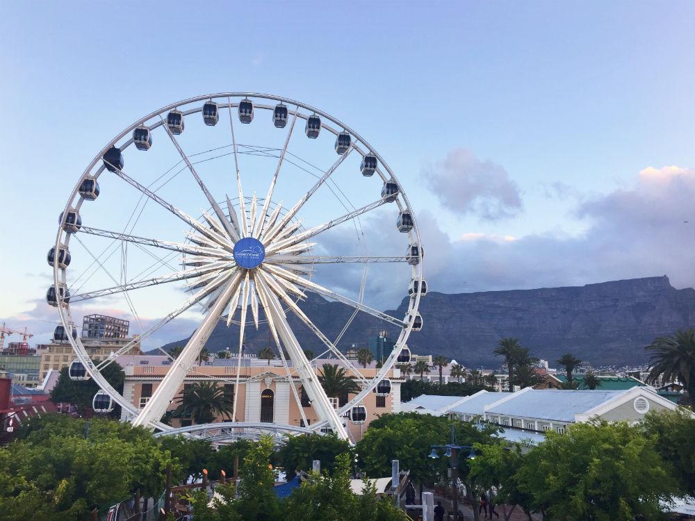 Cape Wheel Waterfront Cidade do Cabo