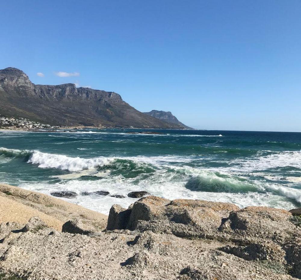 Praias da Cidade do Cabo