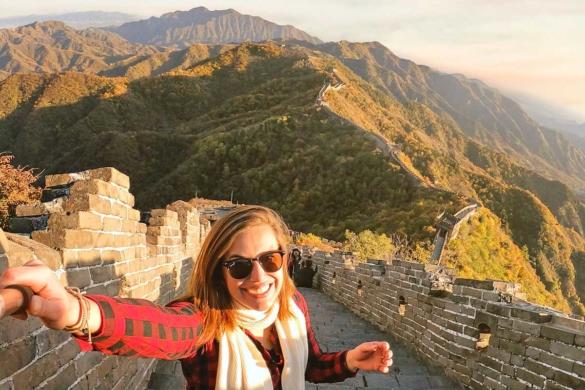 Grande Muralha da China: como visitar quase VAZIA! (com fotos e preços)