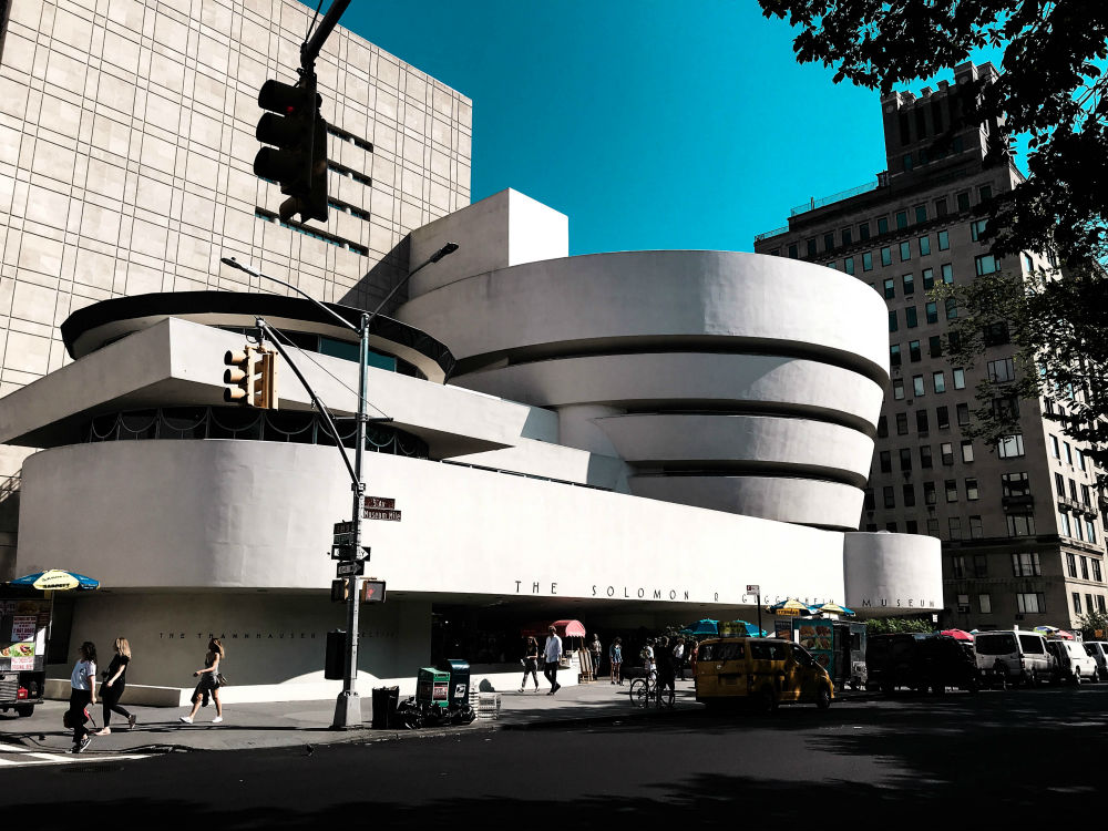Museu Solomon Nova York
