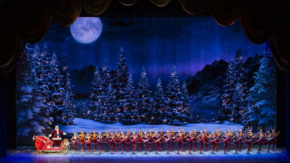 Christmas Spectacular Starring The Rockettes.